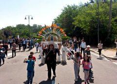 Processione delle Maggiaiole (con nuove immagini)